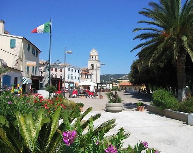 Piazza Sirolo