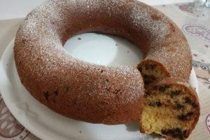 torta gocce di cioccolato