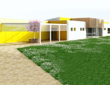 Nuova scuola materna